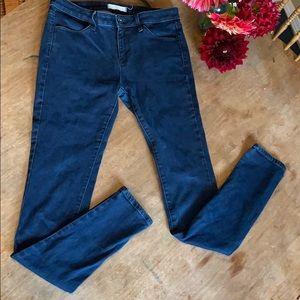 Uniqlo stretch skinny jeans 28x33